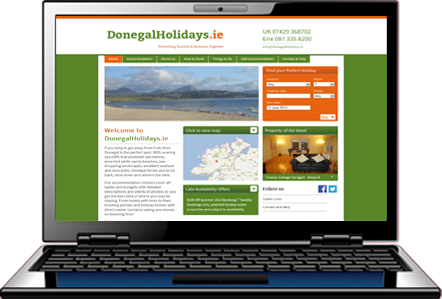 Donegal Holidays
